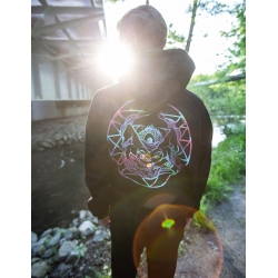 Hashashins Rainbow Hoody