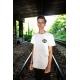 Hashashins White Stamp - T- Shirt