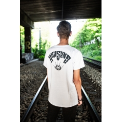 Hashashins White Stamp - T- Shirt