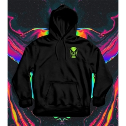 Hashashins The Skull Hoodie (Black)