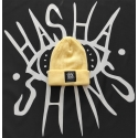 HASHASHINS BEANIE - LIGHT YELLOW