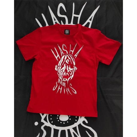 HASHASHINS - RED DEAD T - SHIRT